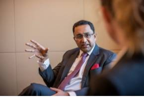 EXECUTIVE INTERVIEW : Bala Swaminathan - President and General Manager Asia, Westpac
